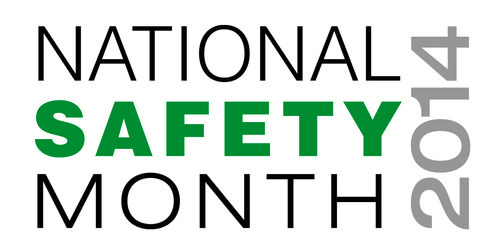 National safety month image